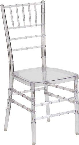 Flash Elegance Crystal Ice Stacking Chiavari Chair [BH-ICE-CRYSTAL-GG]