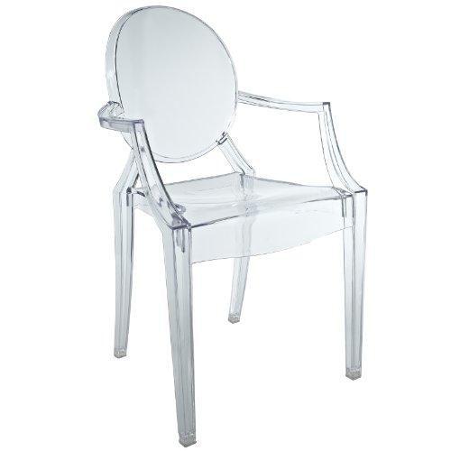 Miniature Casper Novelty Chair in Clear