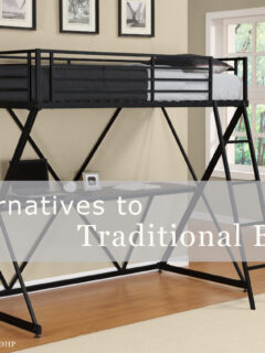 Alternatives Traditional Beds