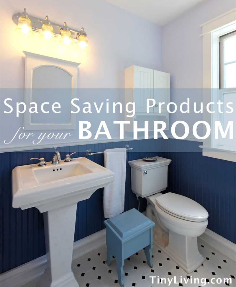 28 space saving tiny bathroom storage space saving for Space saving bathroom designs