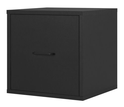 Foremost 390106 modular file cube storage system black for Foremost modular homes