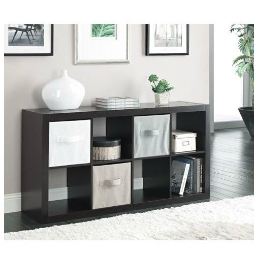 Better Homes And Gardens Furniture 8 Cube Room Organizer Storage Divid