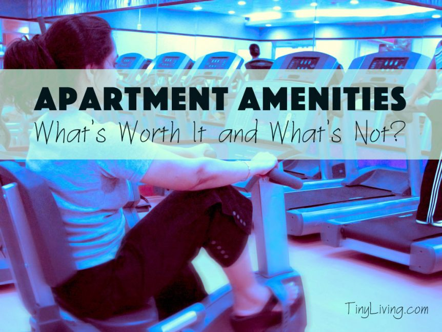 Apartment Amenities
