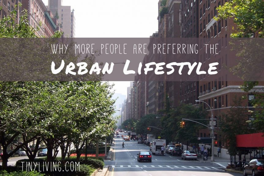 Preferring Urban Lifestyle