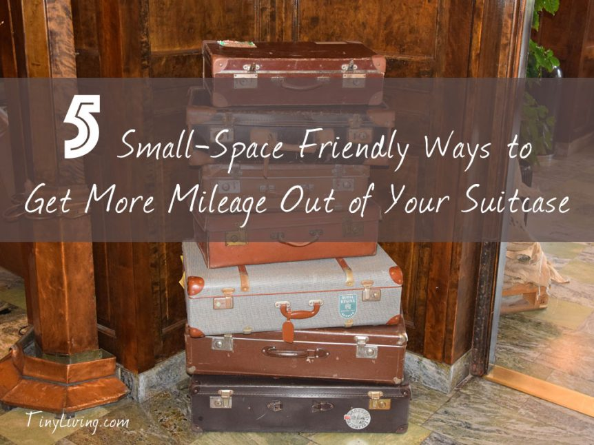 Small Space Suitcase