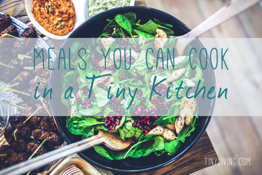 Tiny Kitchen Meals