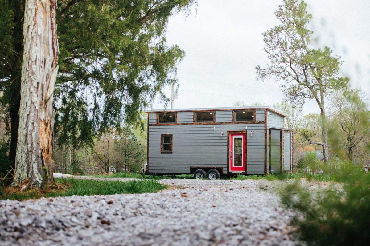 Exterior View - Chimera by Wind River Tiny Homes