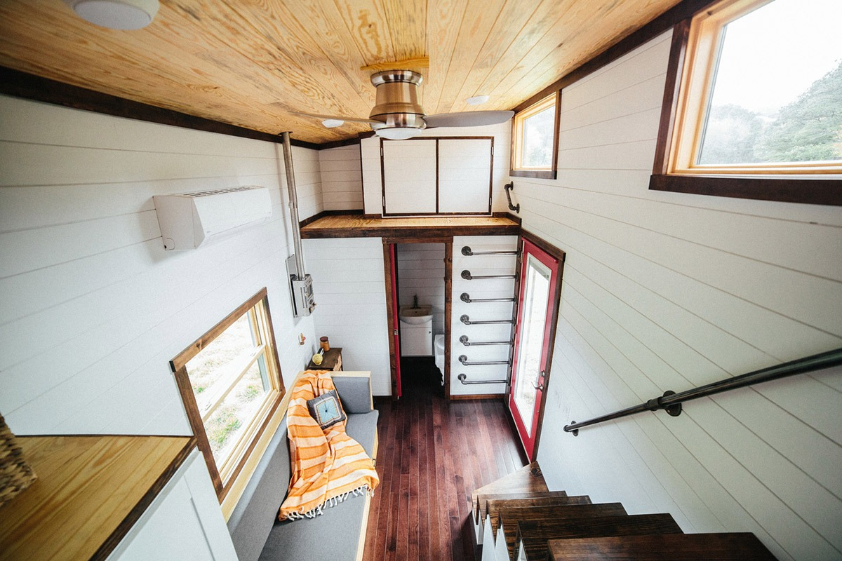 Interior View - Chimera by Wind River Tiny Homes