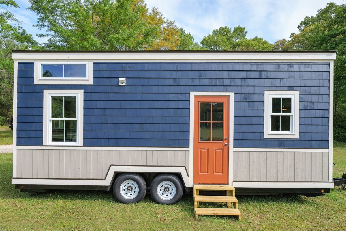 Front View Indigo by Driftwood Homes