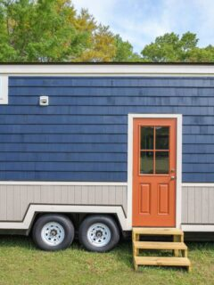 Front View - Indigo by Driftwood Homes