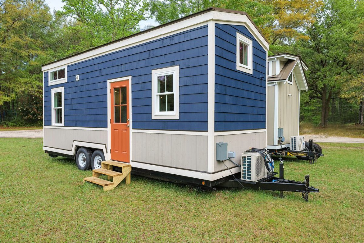 Indigo Tiny House Starting At 69 500 Tiny Living