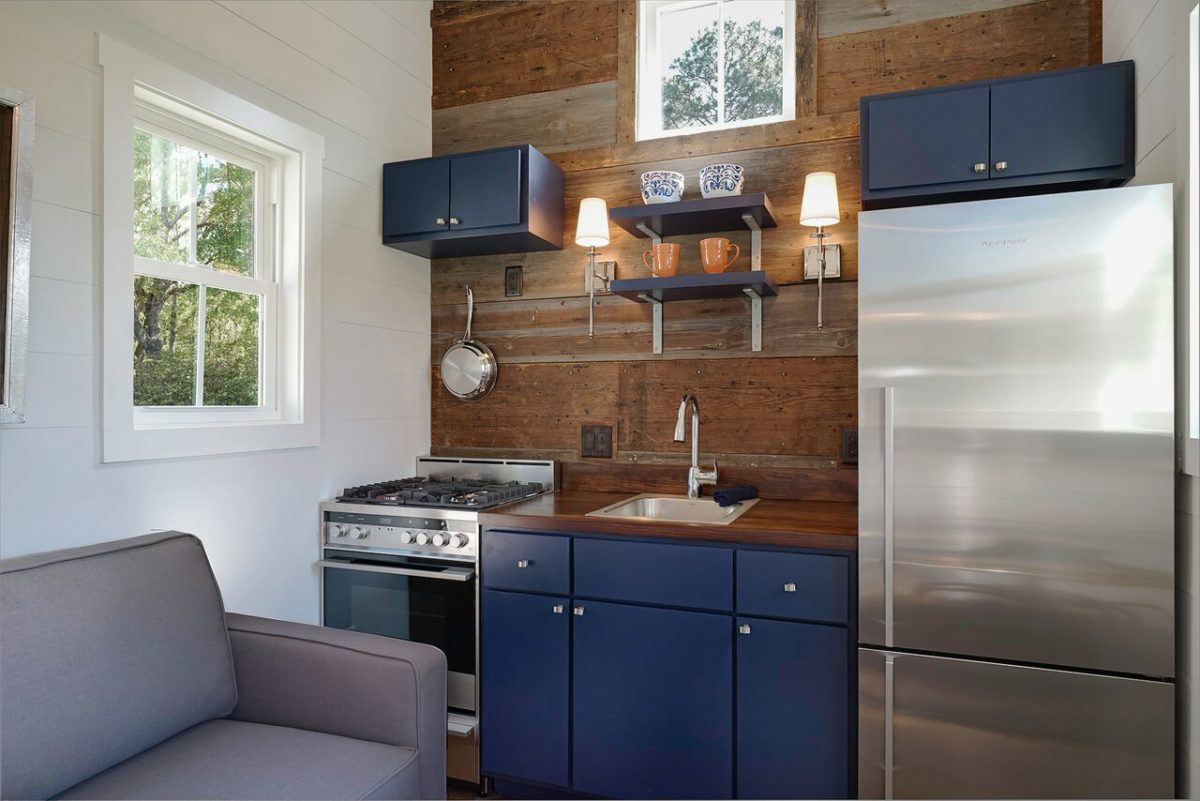 Indigo Tiny House Starting At 69 500 Tiny Living