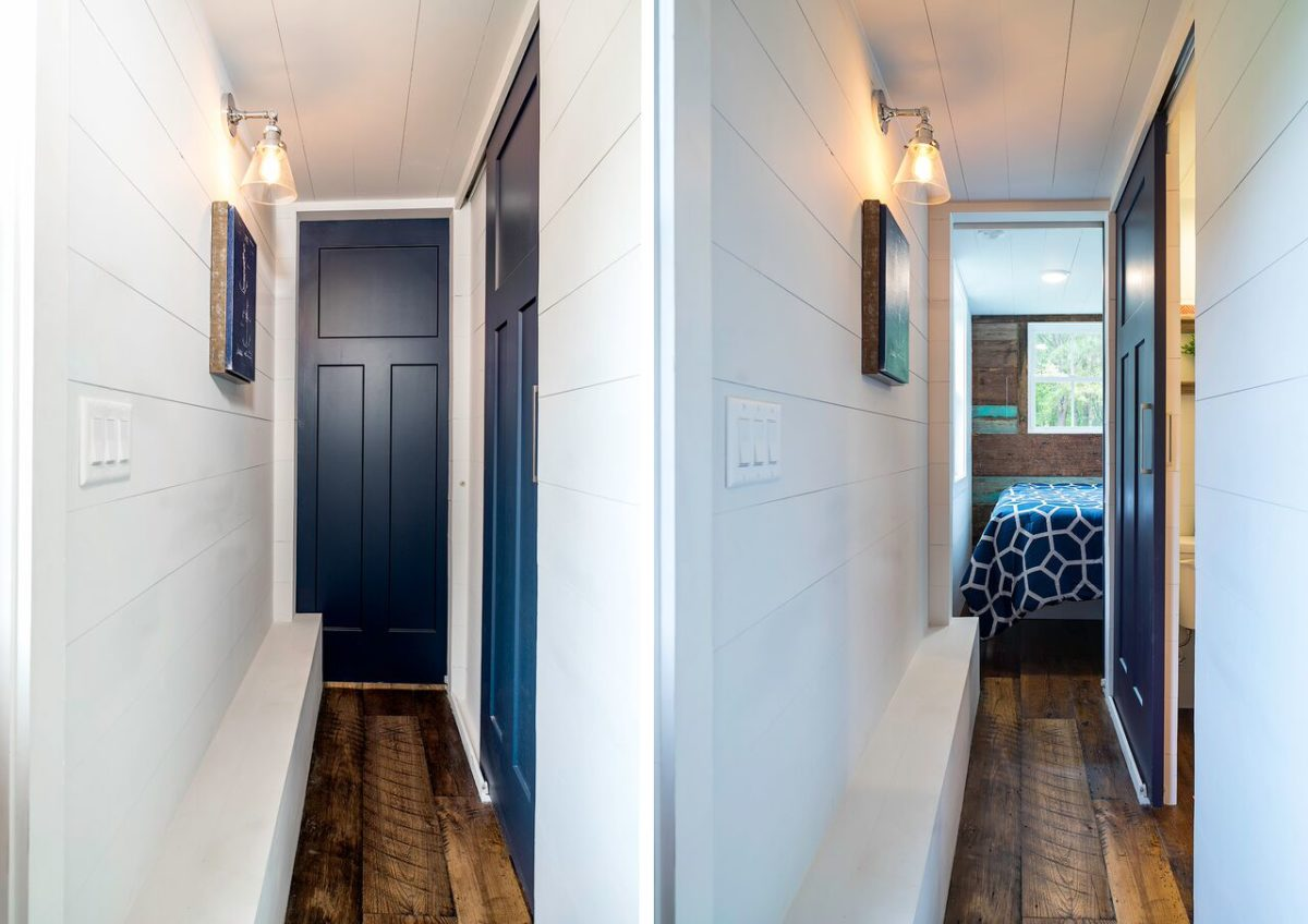 Hallway - Indigo by Driftwood Homes