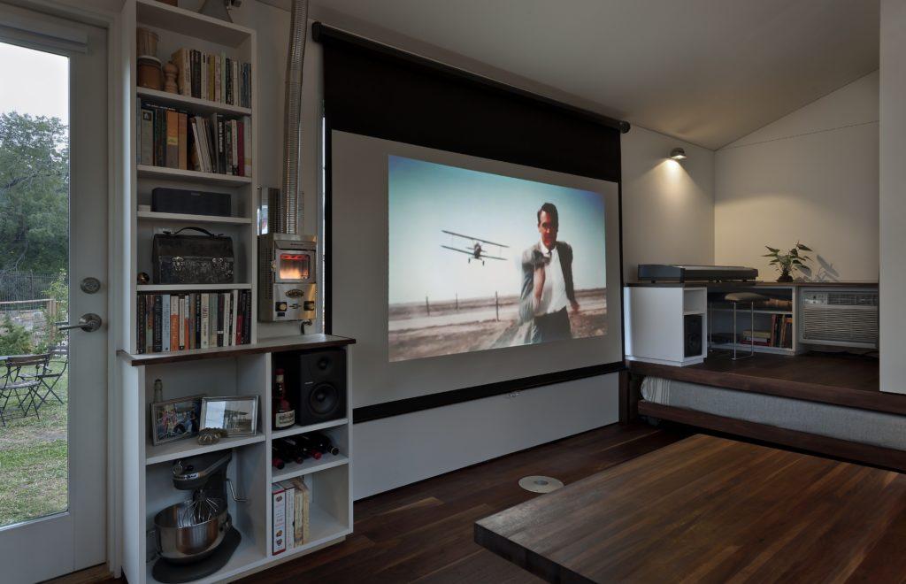 Entertainment Center - Minim Micro Homes