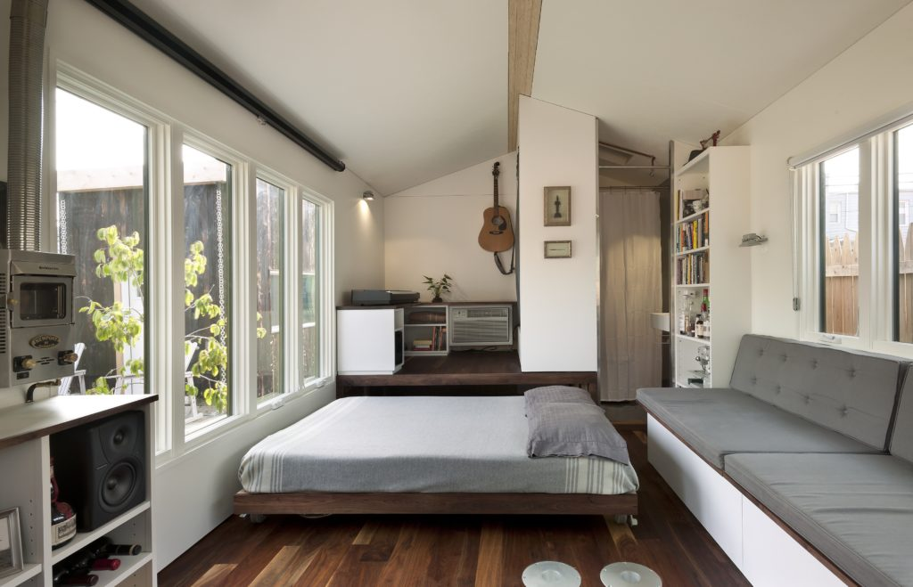 Pull-Out Bed - Minim Micro Homes