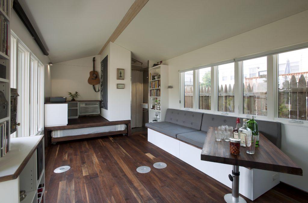 Living Room - Minim Micro Homes