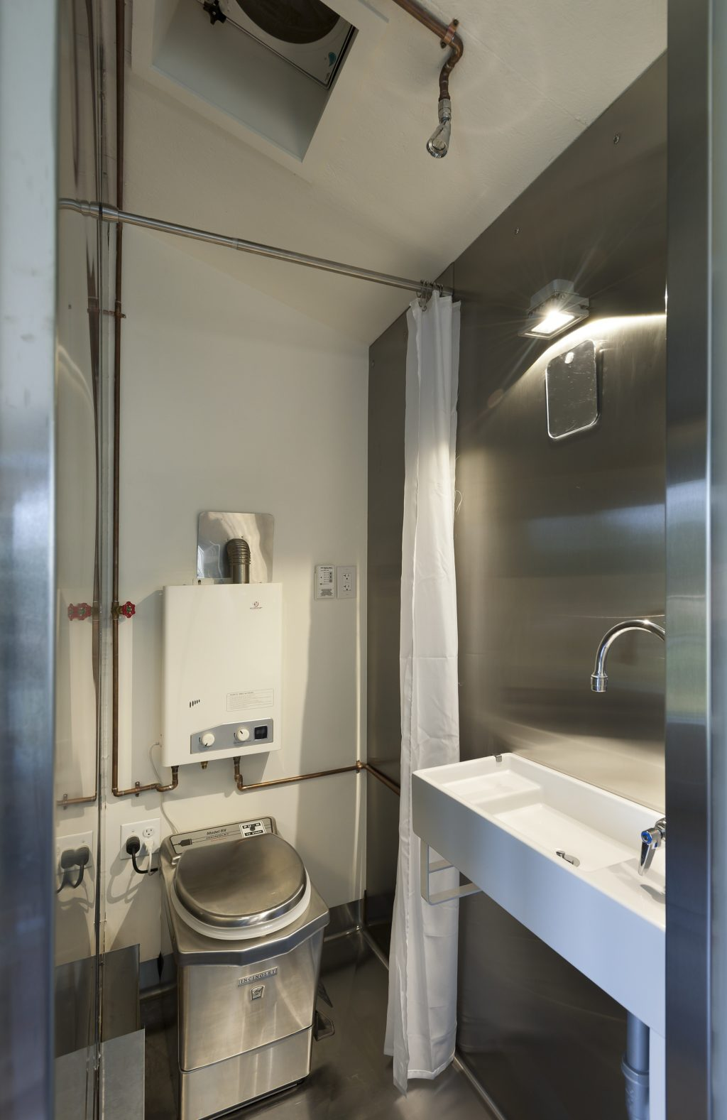 Bathroom - Minim Micro Homes