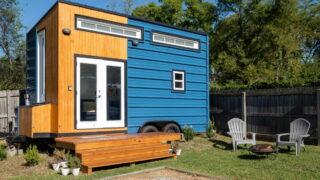 Exterior View - Nashville Tiny House
