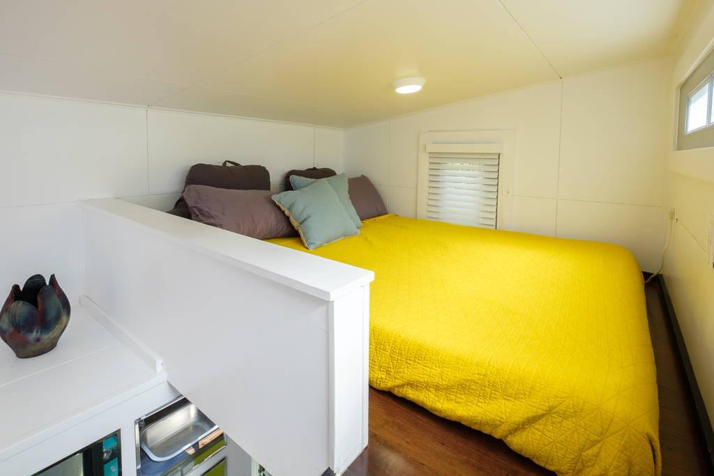 Bedroom Loft - Nashville Tiny House