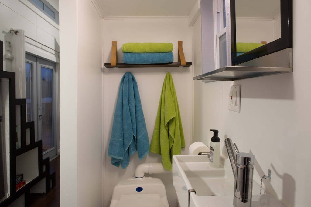 Bathroom - Nashville Tiny House