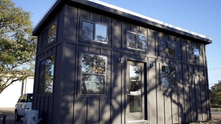 Nomad Tiny Homes, Starting at $39,000
