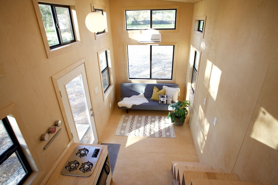 Interior View - Nomad Tiny Home