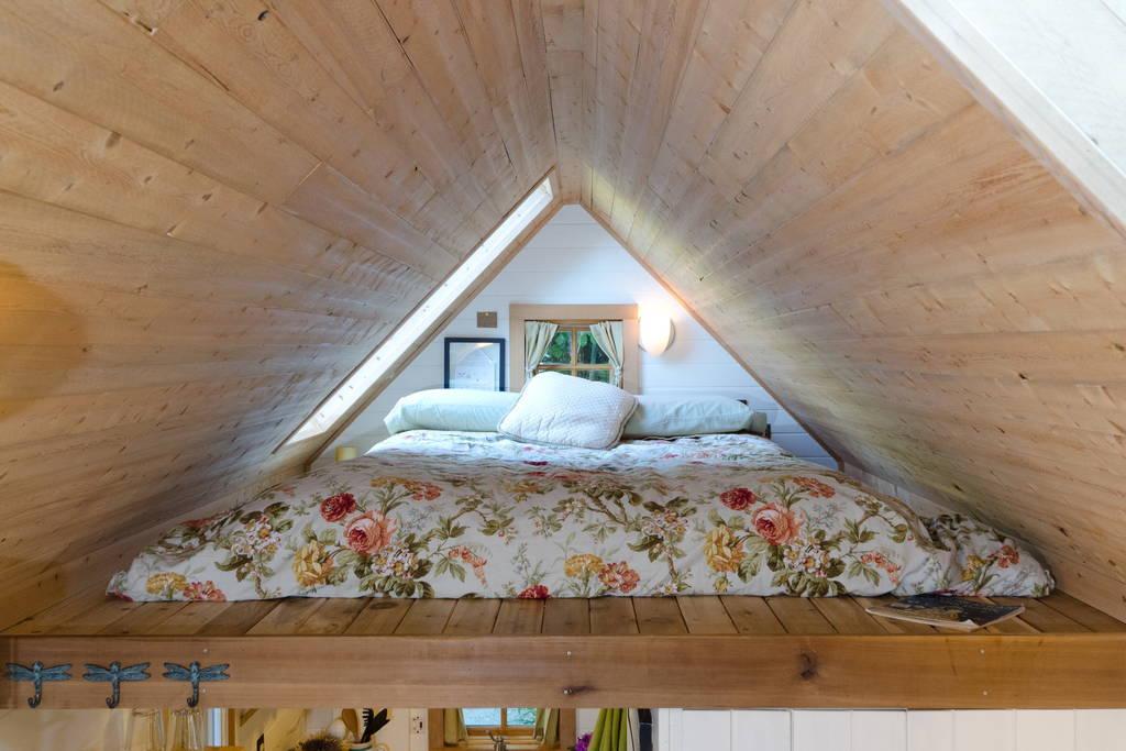 Bedroom Loft - Bayside Bungalow
