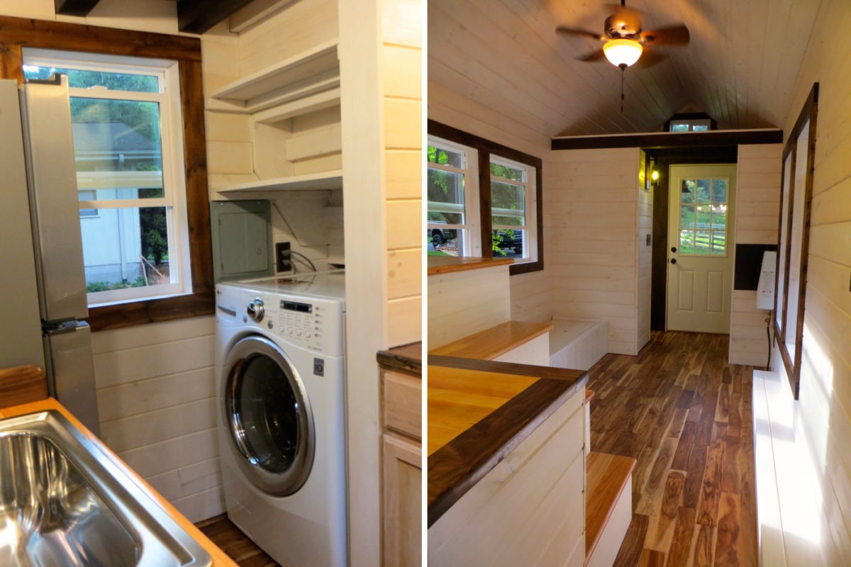 Robins Nest by Brevard Tiny House Tiny Living