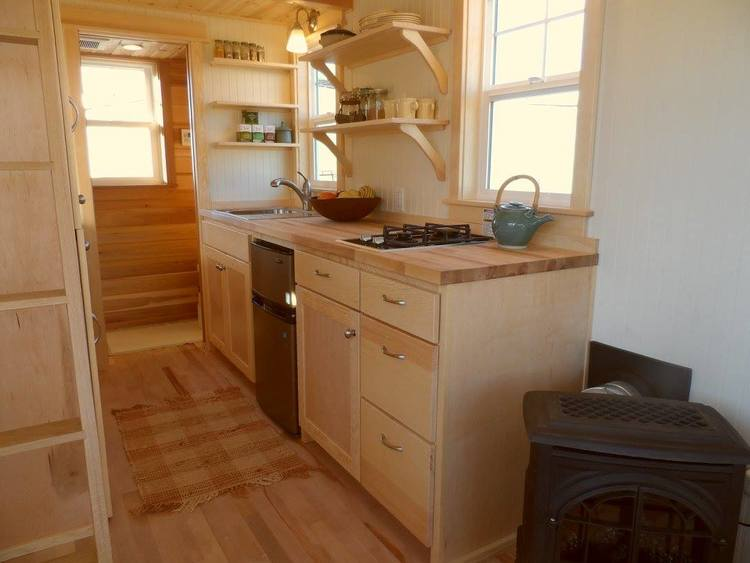 Tiny Home Designs: Payette By Greenleaf Tiny Homes