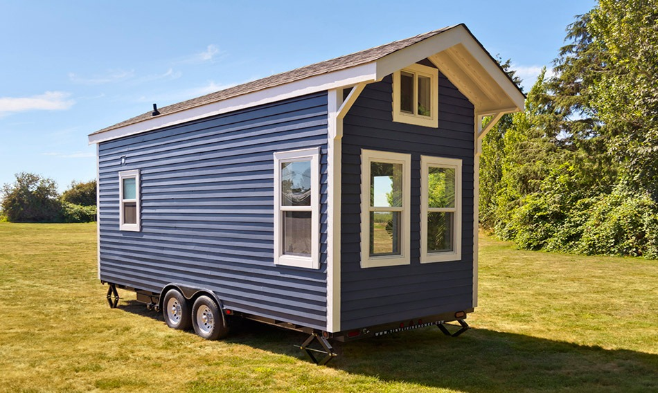Exterior View - Amalfi Edition by Mint Tiny Homes