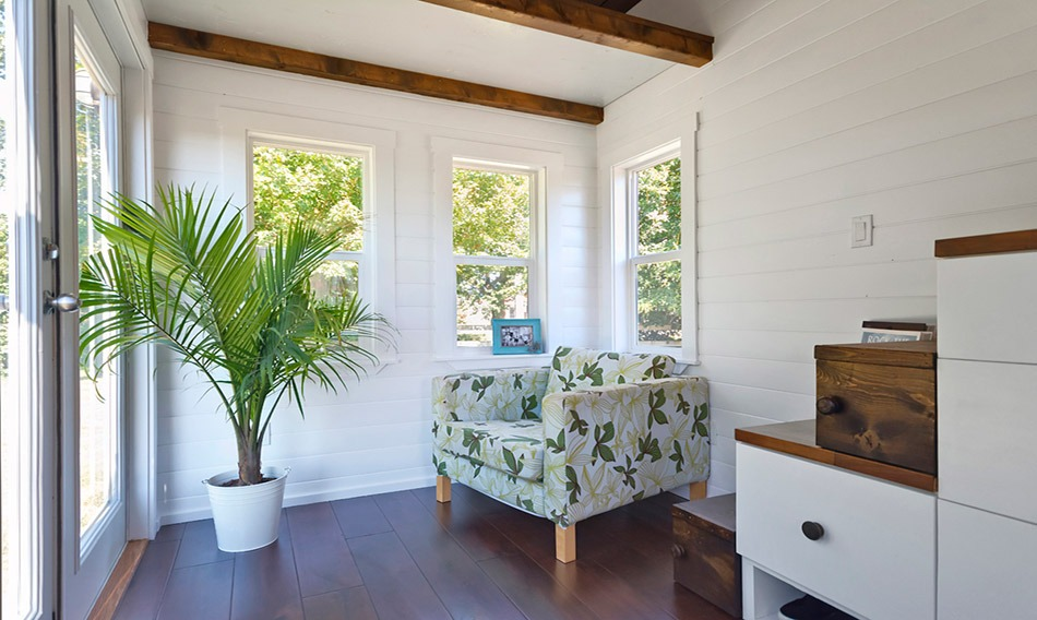 Living Room - Amalfi Edition by Mint Tiny Homes