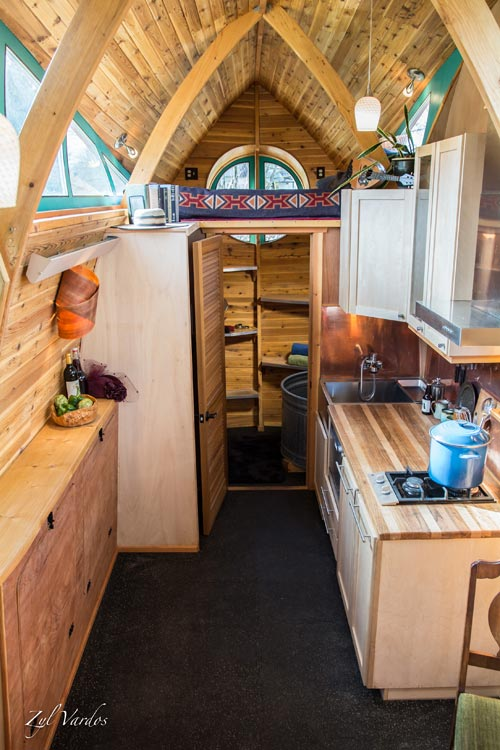 Kitchen - Ark by Zyl Vardos
