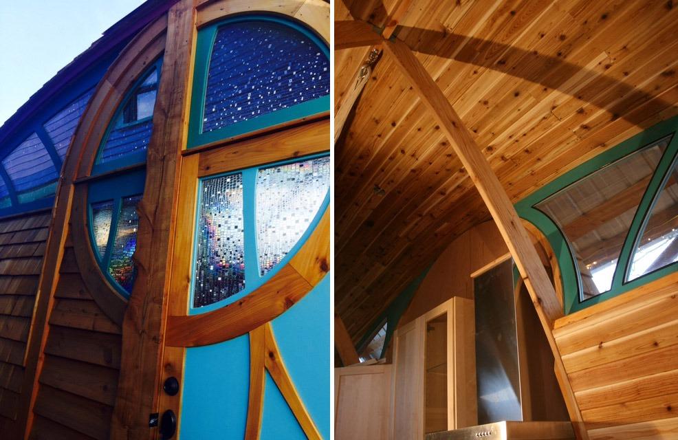 Door and Interior - Ark by Zyl Vardos