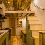 Blue Moon by MitchCraft Tiny Homes