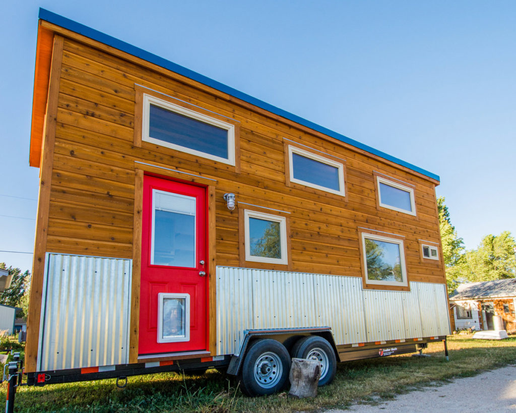 Dennis' Tiny House by Mitchcraft Tiny Homes