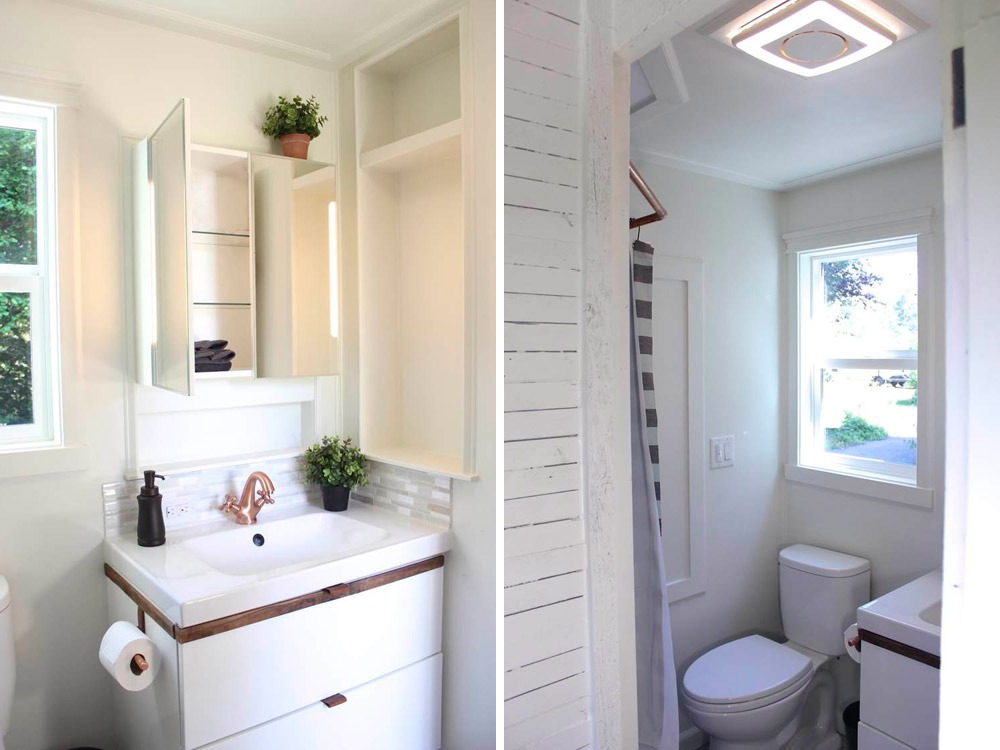 Bathroom - Artisan Retreat by Handcrafted Movement