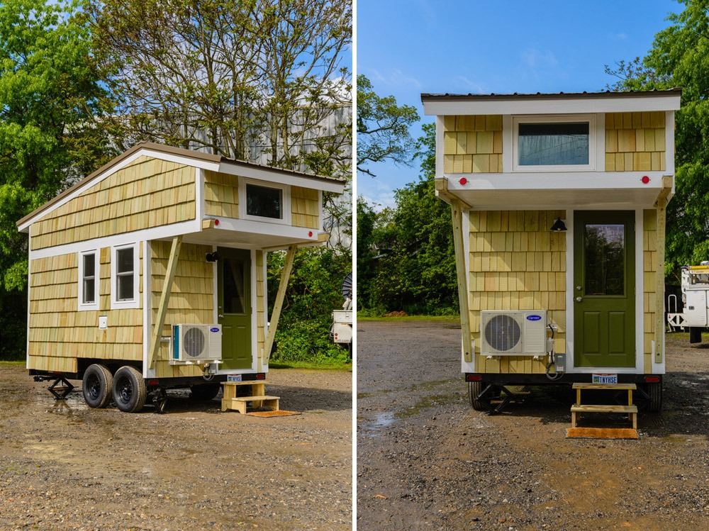 Exterior Views - Hardy by Wishbone Tiny Homes