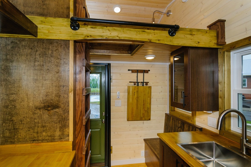 Interior View - Hardy by Wishbone Tiny Homes
