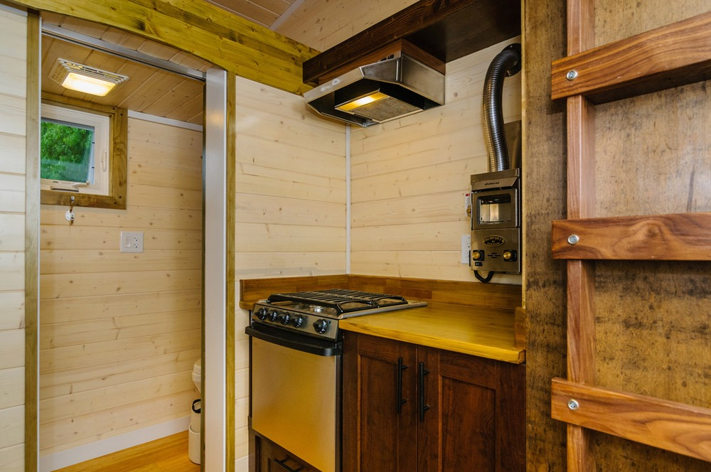 Kitchen Range - Hardy by Wishbone Tiny Homes