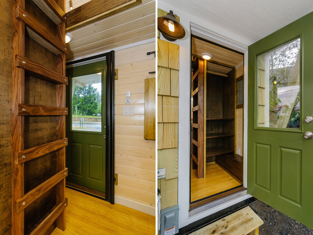 Entry - Hardy by Wishbone Tiny Homes