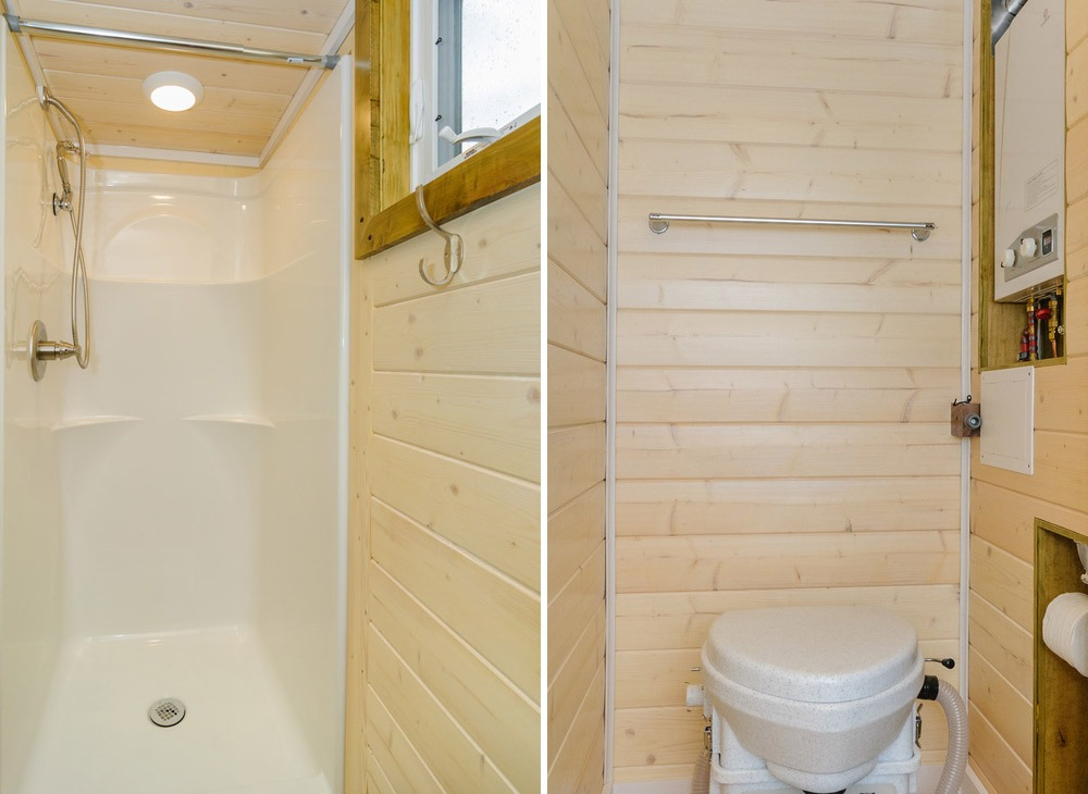 Bathroom - Hardy by Wishbone Tiny Homes
