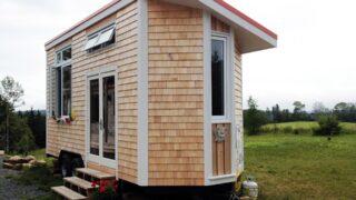 Harmony House by Full Moon Tiny Shelters