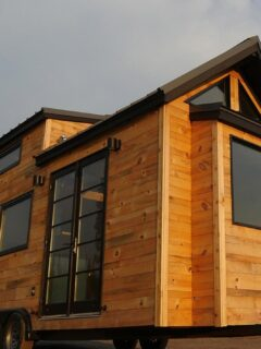 Exterior View - Hiatus by Tongue & Groove Tiny Homes