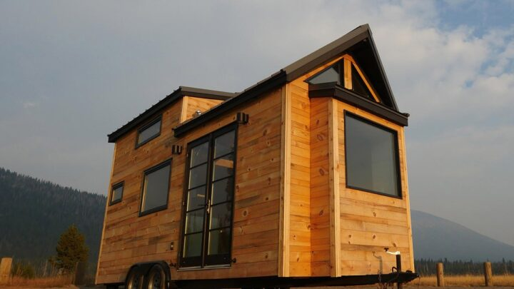 The Hiatus by Tongue & Groove Tiny Homes