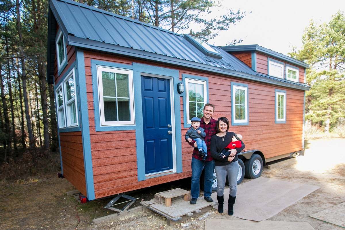 Hogan S Haven Tiny House Tiny Living