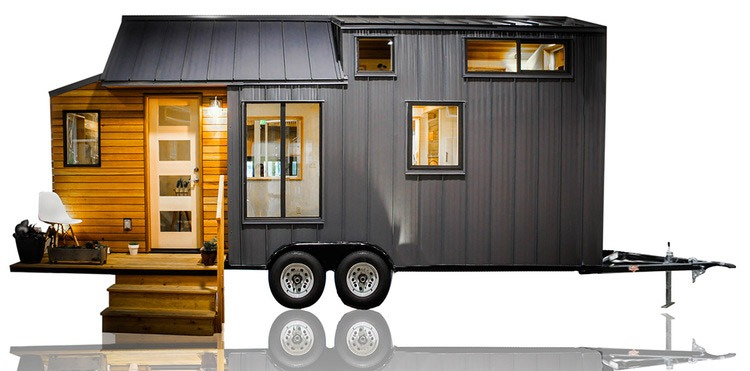Kootenay by Greenleaf Tiny Homes