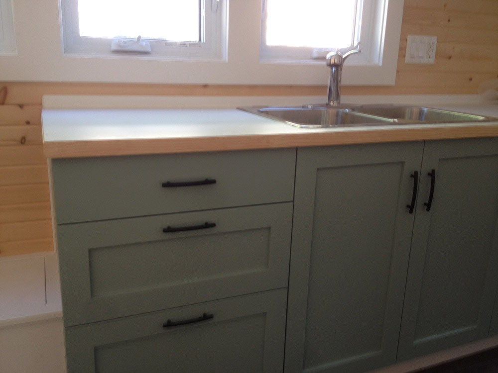 Kitchen Sink - LGV by Full Moon Tiny Shelters