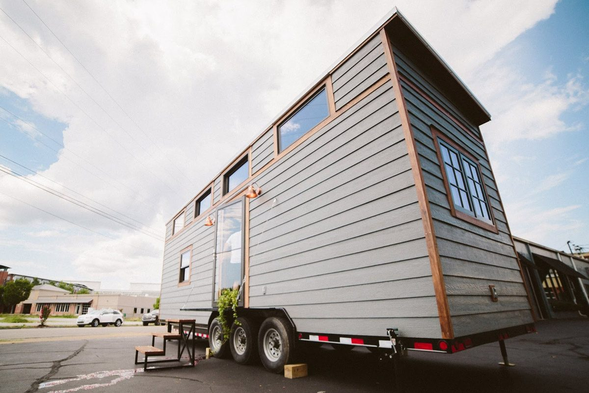 Mayflower by Wind River Tiny Homes