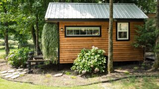Mendy's Shoebox by Tiny Happy Homes