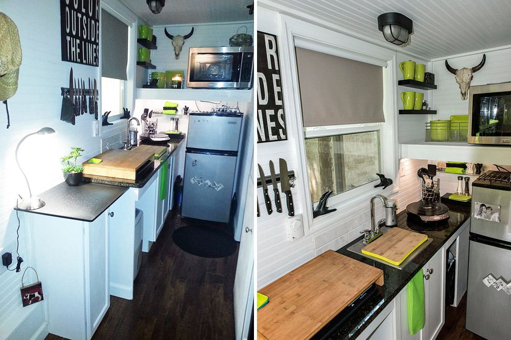 Kitchen - Mendy's Shoebox by Tiny Happy Homes